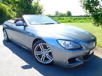 2012 BMW 6 Series 650i M Sport 2dr Auto Surround View! Full BMW SH! Low Miles...