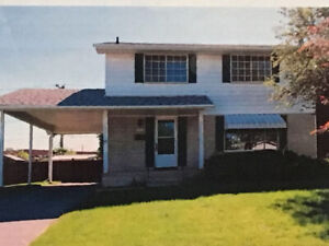 Calvin Park 4 Bdrm Available May 1 $1850+Util