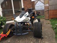 2011 jinling haili sp 307 250cc NEEDS WORK!!!!