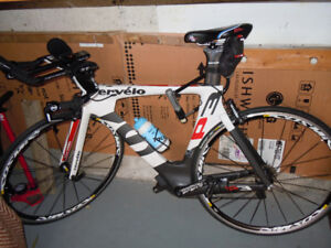 Cervelo P3 Triathilon bike