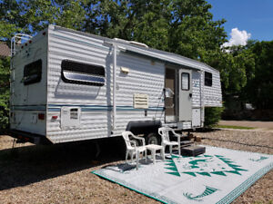 Experience RV Living in Maple Creek, Sask.