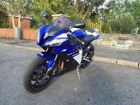 Yamaha R6 for sale.