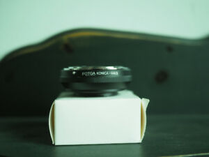 Fotga Lens Mount Adapter for Konica AR Mount Lens to Micro4/3