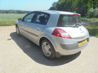 Renault Megane 1.6 VVT 115 2003MY Privilege
