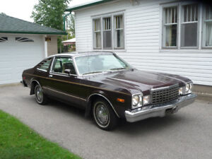 1979 Plymouth Volaire - Great Condition - asking $4,800