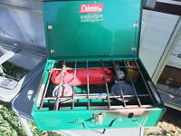 Coleman Stove  NW