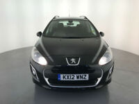 2012 PEUGEOT 308 SR SW E-HDI DIESEL ESTATE 1 OWNER SERVICE HISTORY FINANCE PX