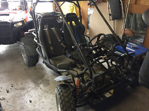 Blade power sports dune buggy