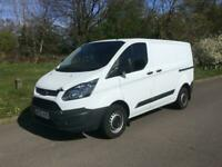Ford Transit Custom 2.2TDCi ( 100PS ) 2013.5MY 290 L1H1 107 k Miles NO VAT