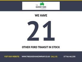 2013 13 FORD TRANSIT 2.2 330 1D 124 BHP LWB MID/ROOF 1 OWNER F/S/H 2 KEYS /////