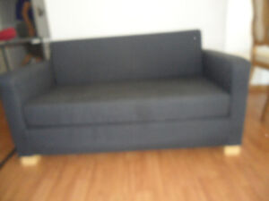 """Roll out Sofa bed, 54"""" x 30"""" x 30"""""""