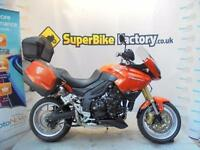 2009 09 TRIUMPH TIGER 1050 ABS