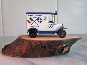 LLEDO DAYS GONE DG6 LP6254 MODEL T FORD VAN WORLD CUP ITALY 1990