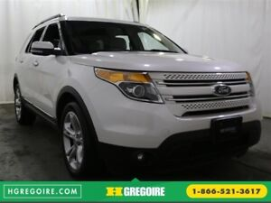 2013 Ford Explorer LIMITED MAGS SIEGES CHAUFFANTS/CLIMATISES CUI