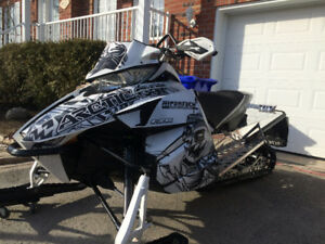 Artic cat 2014 800 cross country sno pro