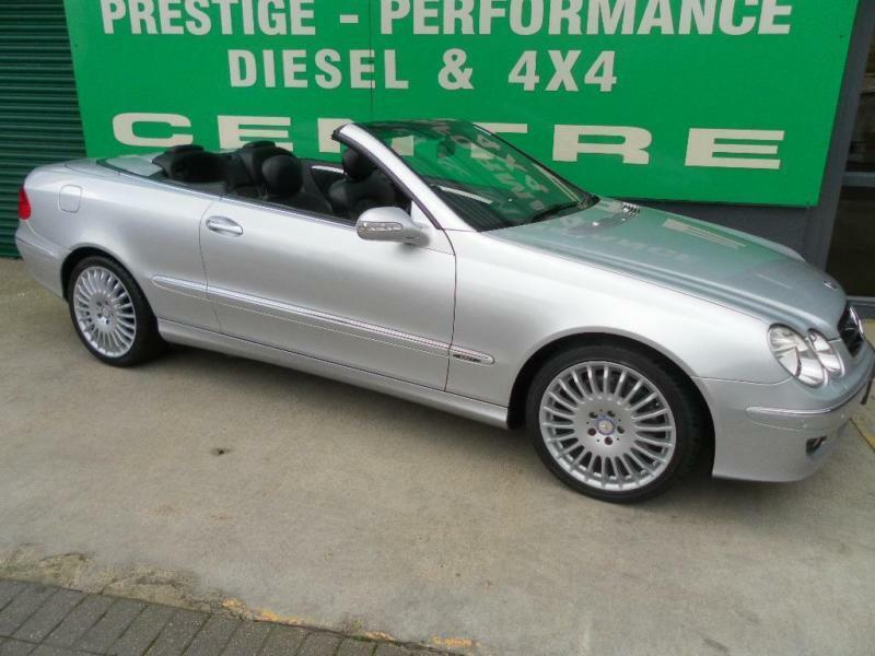 2007 57 mercedes clk 280 avantgarde convertible in thornaby county durham gumtree. Black Bedroom Furniture Sets. Home Design Ideas