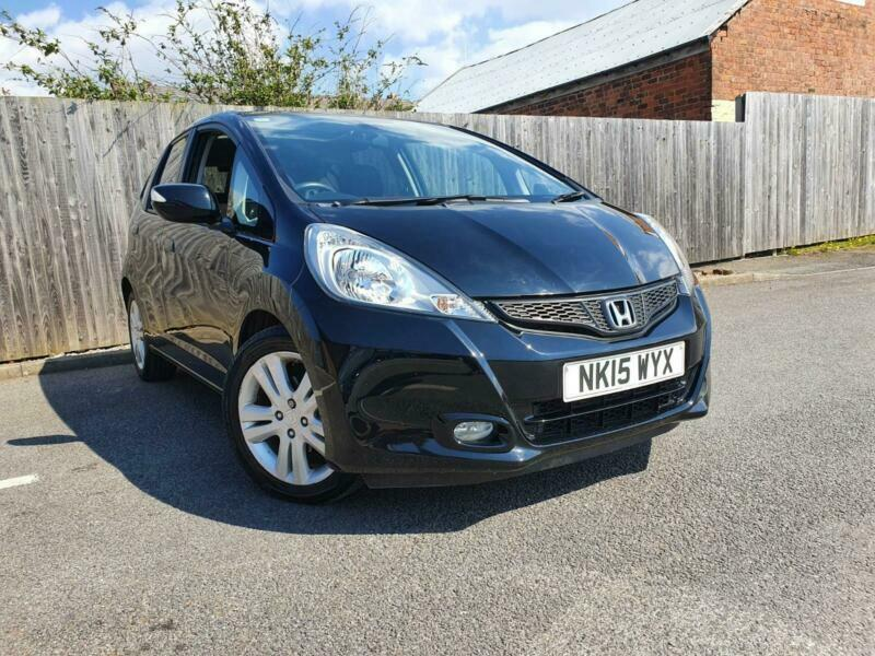 2015 15 Reg Honda Jazz 1.4 i-VTEC ( 99ps ) EX Black 5 Door