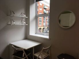 Modern Studio Flat on West Street, Sheffield - AVAILABLE NOW