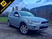 2011 Mitsubishi Outlander 2.2DI-D 7 SEATER GX4 **TOP SPEC - SAT NAV - CAMERA**