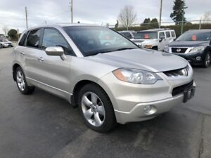 2009 Acura RDX Technology Package AWD