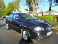 SEAT IBIZA 1.4 2006 COMPLETE WITH M.O.T HPI CLEAR INC WARRANTY