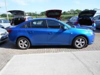 Chevrolet Cruze 1.6i (124ps) LS Saloon 4d 1598cc auto