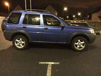 Clean : 1 Year MOT! DIESEL Land Rover Freelander 2.0 TD4!