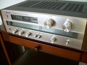 Sony Stereo, Receiver Amplifier, CD Player, Speakers