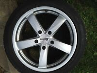 Porsche 981 Boxster, Cayman (Base and S)  Winter Tires and Rims