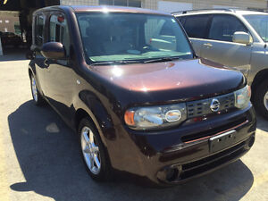 2009 Nissan Cube SUV, Crossover Safety And E-Tested