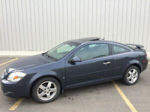 2009 CHEVROLET COBALT LT, SUNROOF, ONE YEAR WARRANTY