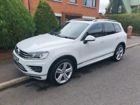 2017 VW Touareg Rline +