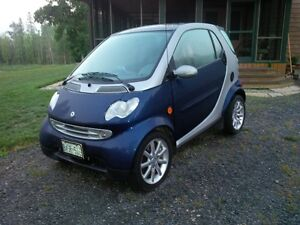 2007 Smart Fortwo Coupe (2 door)