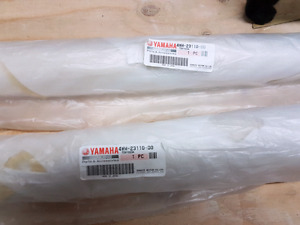 Front Fork Inner Tubes and Seals