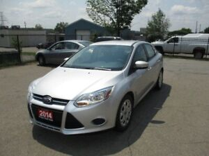 2014 FORD FOCUS SE ONLY 69,900 KM !!!! NO ACCIDENT !!!!