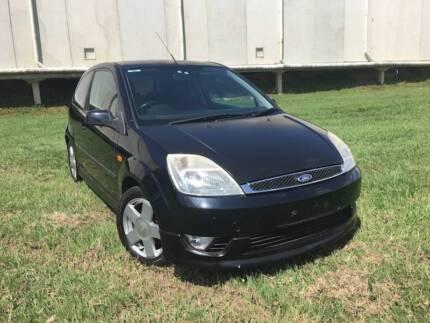2004 Ford Fiesta Hatchback