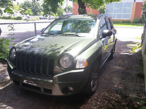2008 Jeep Compass North Edition VUS