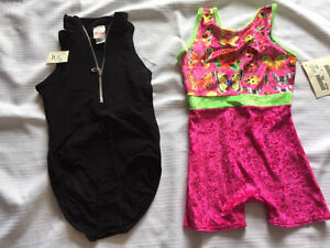Gymnastics outfits- childs size 14/16 London Ontario image 1