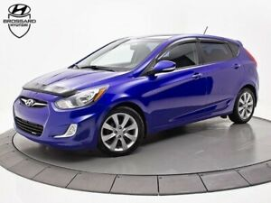2014 Hyundai Accent GLS AUTO TOIT BLUETOOTH SIÈGES CHAUFFANTS