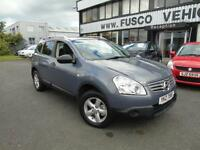 2010 Nissan Qashqai+2 1.6 Visia - 7 SEATS - Long MOT 2017 + Platinum Warranty!