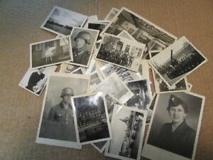 ORIGINAL GERMAN WW2 41 PHOTOS
