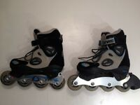 Firefly Centrax women's roller blades - inline skates, size 8 US