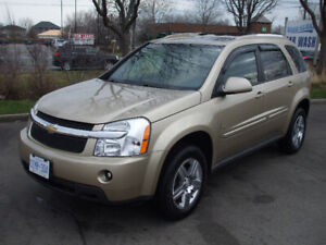 2008 EQUINOX AWD- EXCELLENT COND--$5200 CERTIFIED