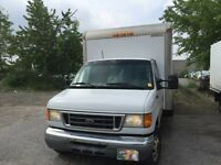 2004 CUBE VAN FOR SALE AMAZING CONDITION!!!!!