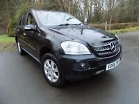 2006 MERCEDES M-CLASS ML320 CDI SE ESTATE DIESEL