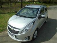 2011 Chevrolet Spark 1.2i LS+ 5dr HATCHBACK Petrol Manual