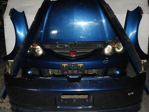 JDM ACURA INTEGRA ACURA RSX TYPE-R OEM FRONT END NOSE CUT CONVER