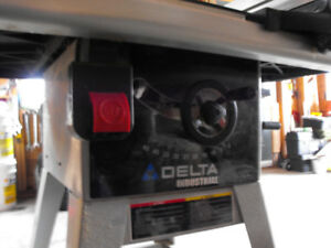 10'' Delta Industrial Table Saw