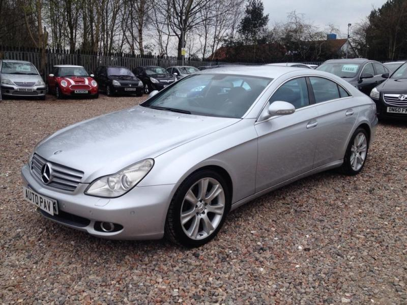 2007 mercedes benz cls 3 0 cls320 cdi 7g tronic 4dr in coventry west midlands gumtree. Black Bedroom Furniture Sets. Home Design Ideas