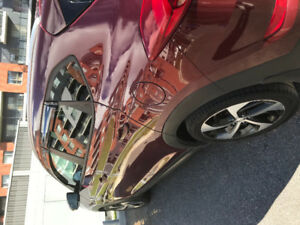 Sell  2016  Hyundai Tucson 1.6T red car
